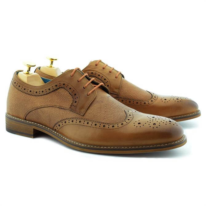 Paolo Vandini Eli Tan Brogue Shoe