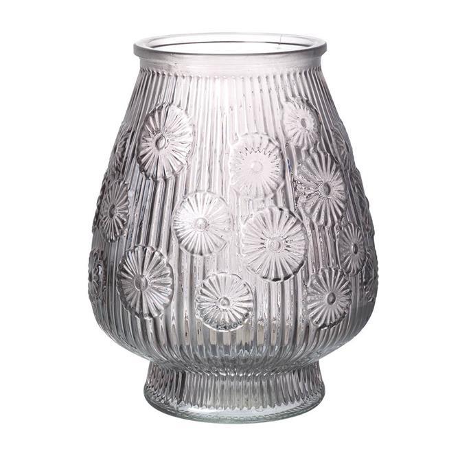 Parlane Dandelion Clock Hurricane Vase