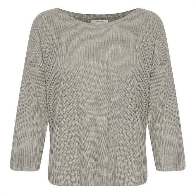 Part Two Cetrona Linen Pullover