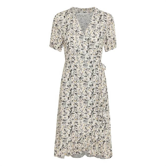 Part Two Claire Ditsy Floral Print Dress