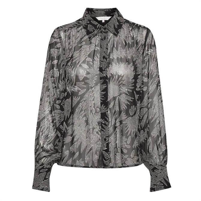 Part Two Esma Printed Long Sleeved Shirt