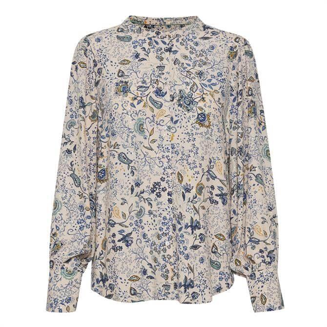 Part Two Hannelene Paisley Shirt