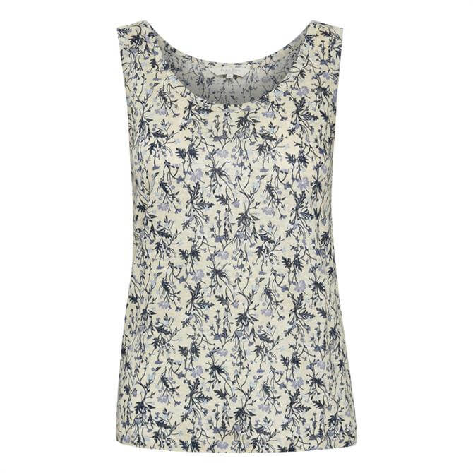 Part Two Isnel Floral Print Sleeveless Top