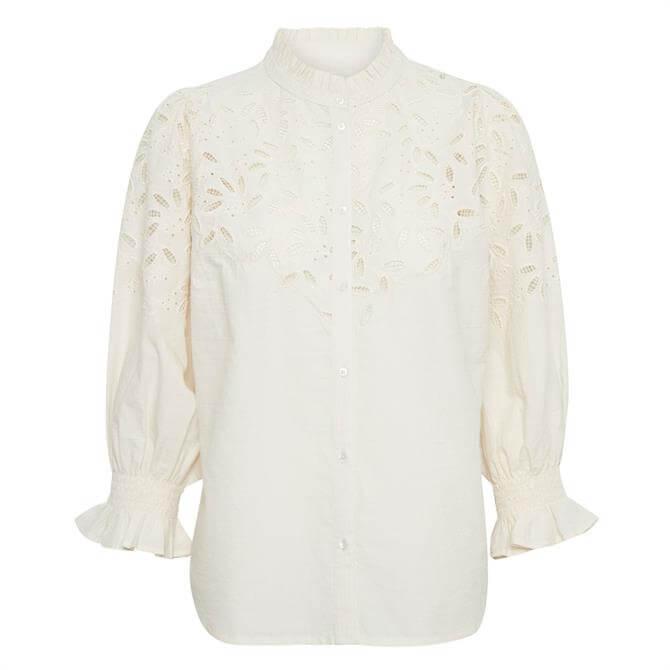 Part Two Kilja Embroidered Blouse