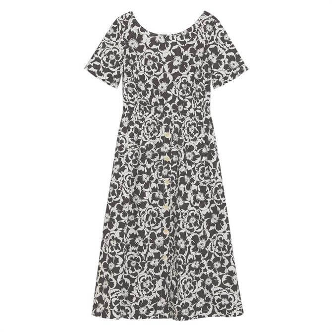Pennyblack Algeri Floral Poplin Dress