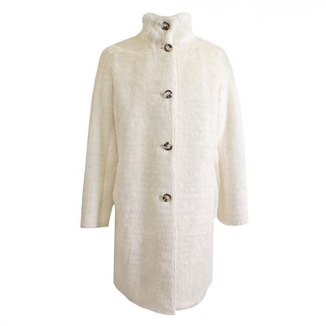 Pennyblack Filetto Reversible Teddy Bear Coat