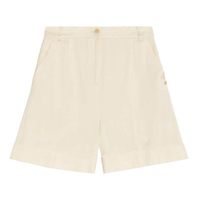 Pennyblack Twill Bermuda Shorts