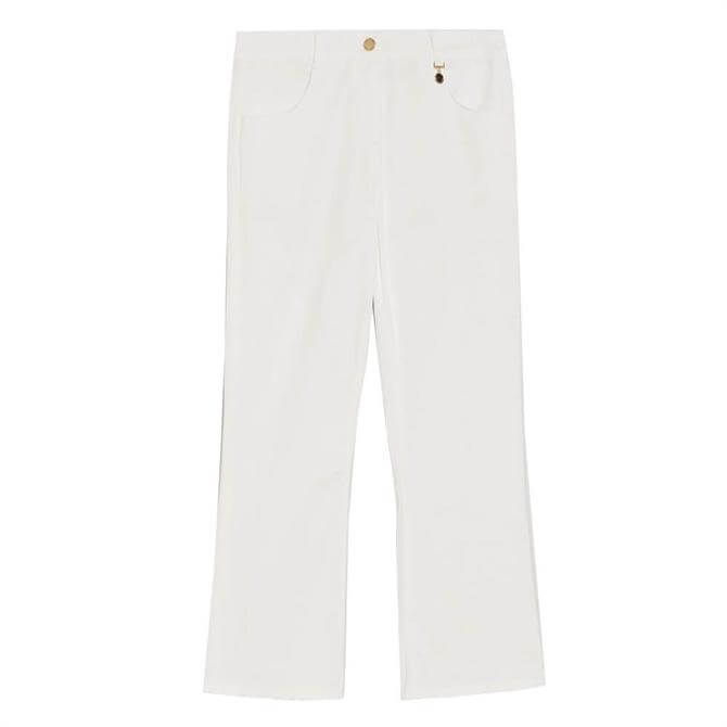 Pennyblack Robin Cotton Kick Flare Trousers