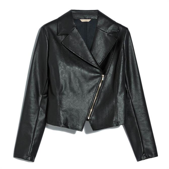 Pennyblack Tiara Faux Leather Jacket