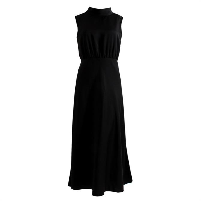 Pennyblack Envers Vilar Satin Maxi Dress