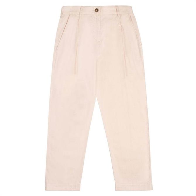 People Tree Anwen Cropped Trousers