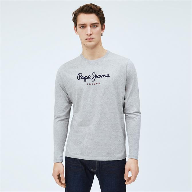 Pepe Jeans Eggo Long Sleeve Basic T-Shirt