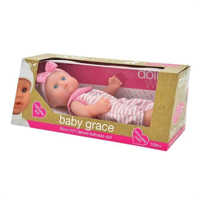 Peterkin Dollsworld Baby Grace Doll 8811G