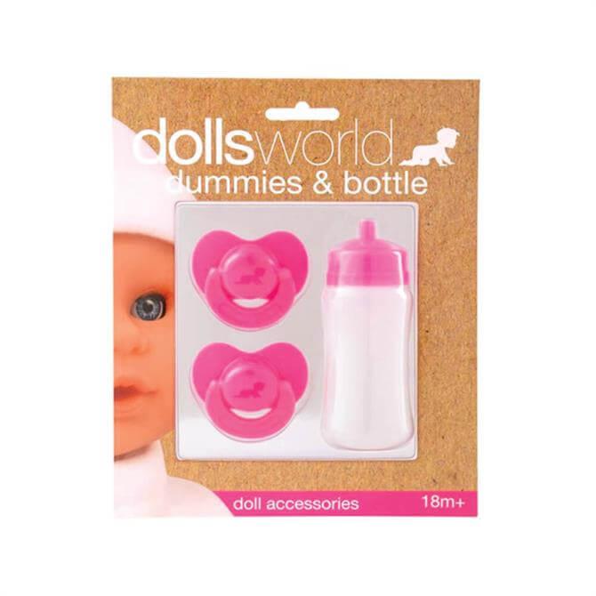 Peterkin Dollsworld Dummies and Bottle