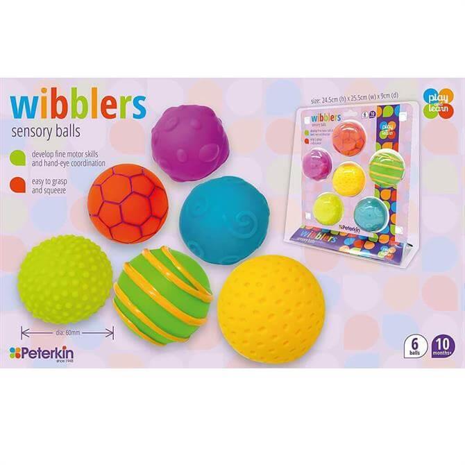 Peterkin Wibblers Sensory Balls