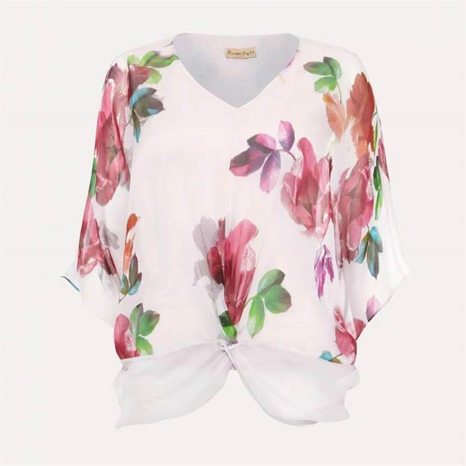 Phase Eight Adele Floral Blouse