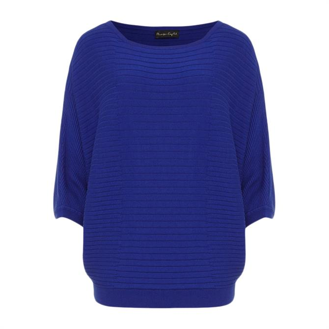 Phase Eight Alma Ribbed Batwing Jumper