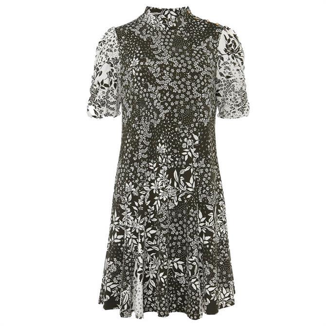 Phase Eight Alva Mixed Print Dress