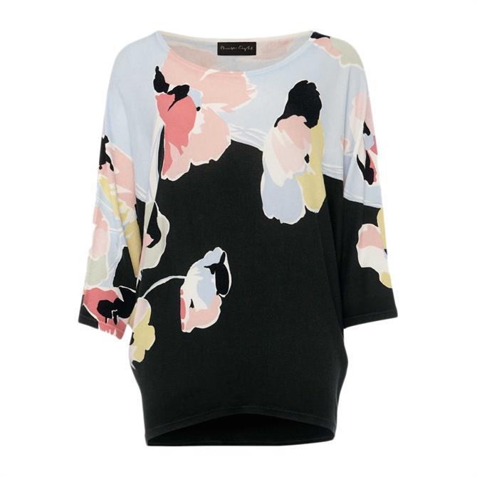 Phase Eight Aretha Floral Knit Jumper