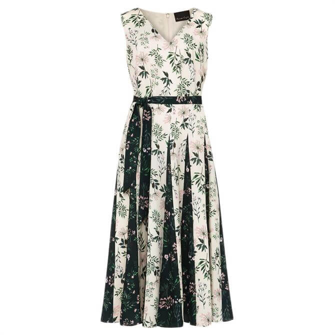 Phase Eight Bernita Floral Fit And Flare Dress