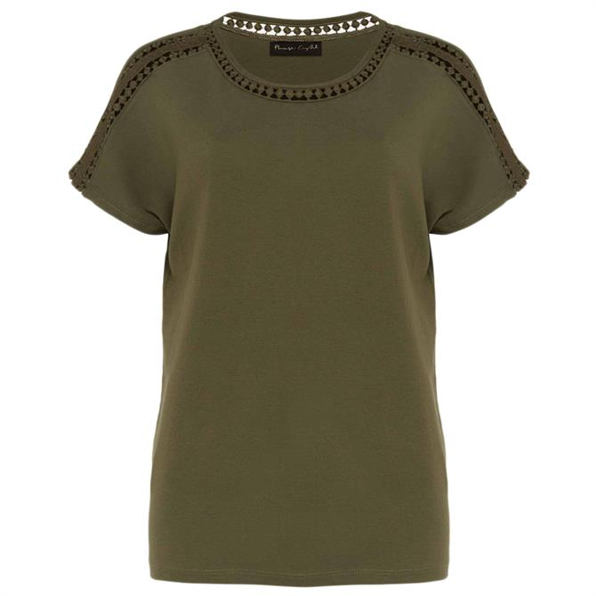 Phase Eight Billie Lace Trim Top