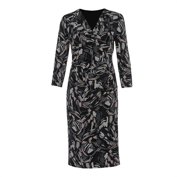 Phase Eight Bryony Abstract Print Jersey Dress