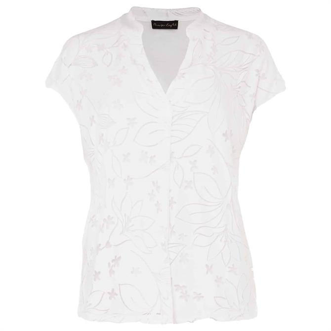 Phase Eight Charleigh Floral Burnout Top