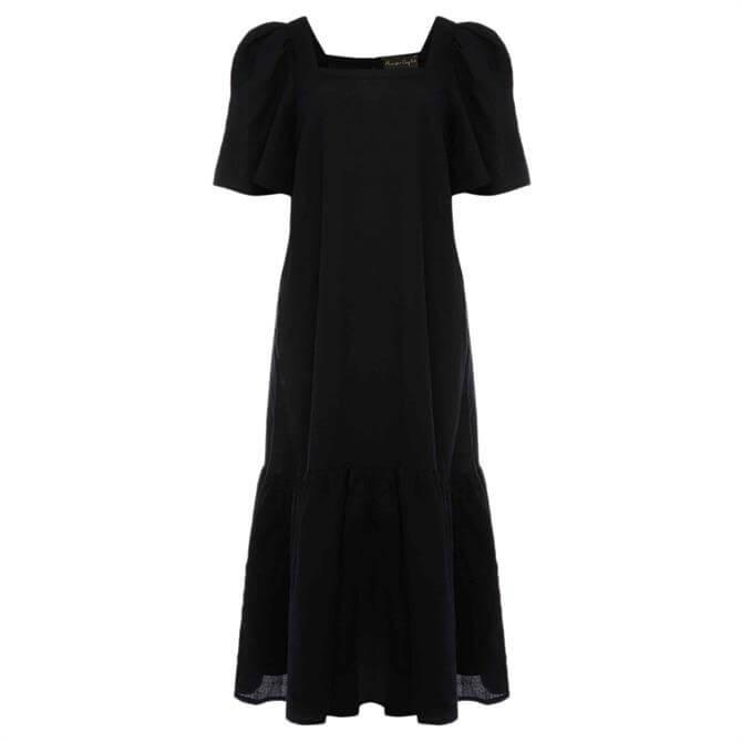 Phase Eight Claria Linen Midi Dress