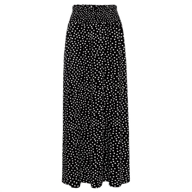 Phase Eight Connie Spot Print Maxi Skirt