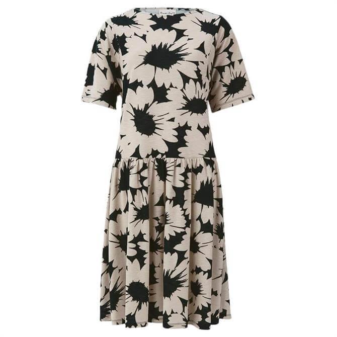 Phase Eight Daisy Print Swing Dress