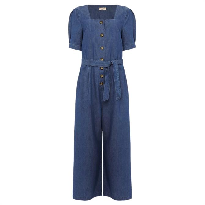 Phase Eight Delilah Puff Sleeve Jumpsuit