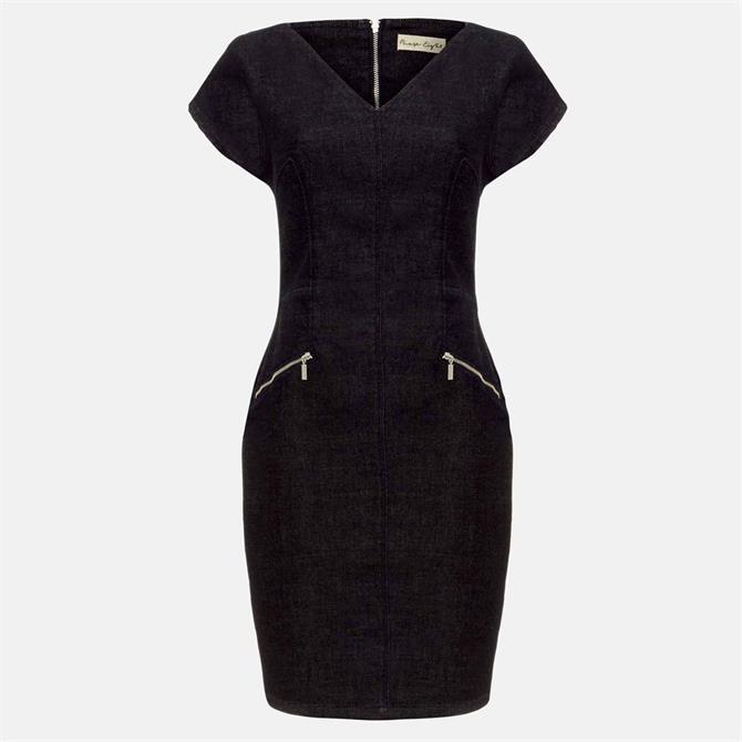 Phase Eight Delmar Denim Dress Indigo