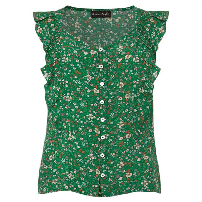 Phase Eight Dido Floral Co-Ord Top