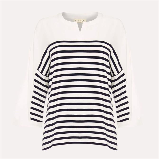 Phase Eight Dominique Stripe Top