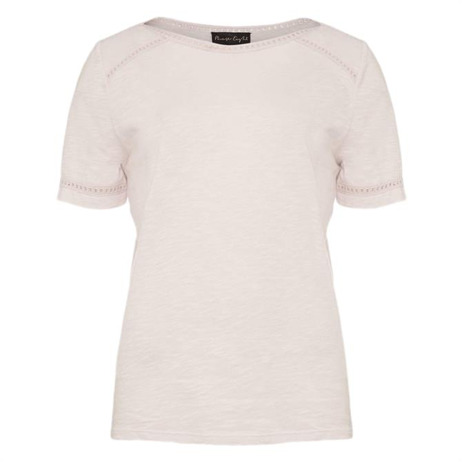 Phase Eight Elspeth Lace Trim Top