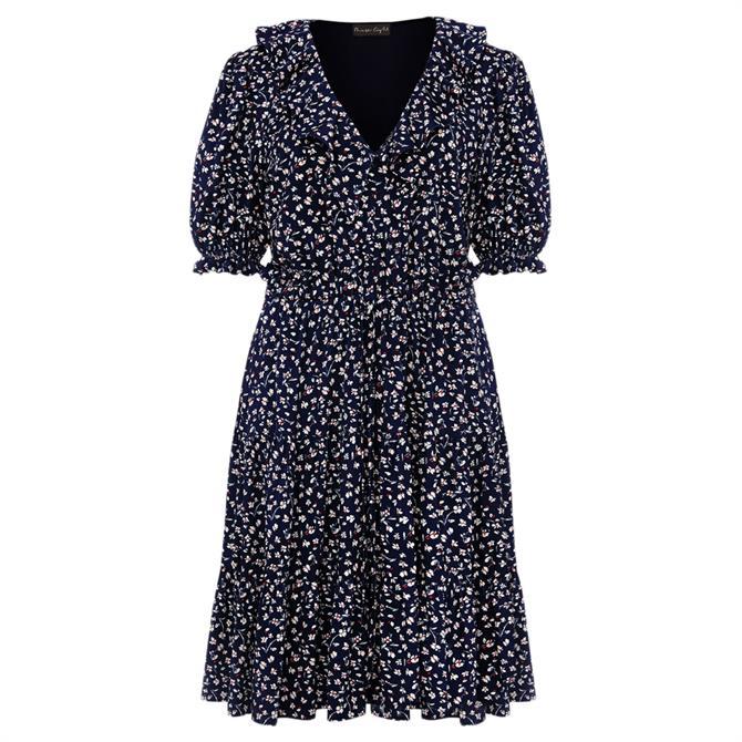 Phase Eight Emily Ditsy Print Dress