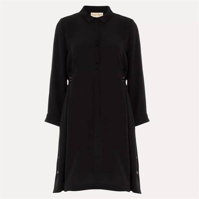 Phase Eight Esi Tunic Dress Black