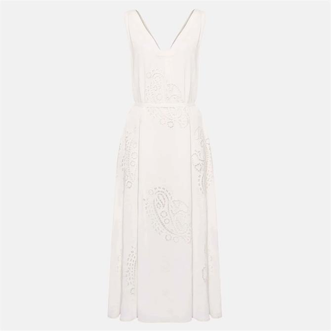 Phase Eight Esmae Rose Dress White