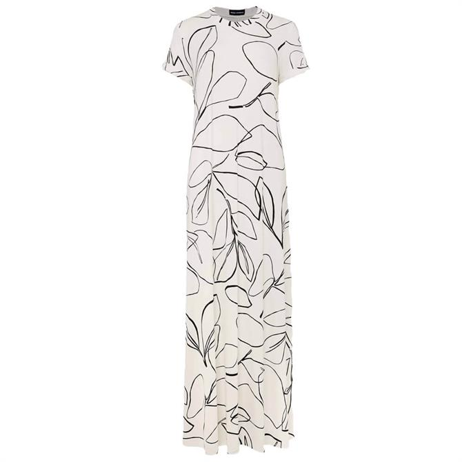 Phase Eight Fifi Floral T Shirt Maxi Dress
