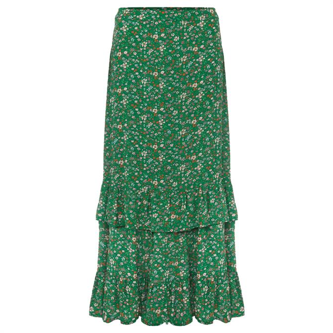 Phase Eight Dido Floral Co-Ord Midi Skirt