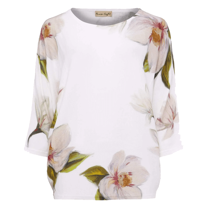 Phase Eight Fenia Floral Knit Top