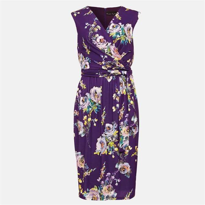 Phase Eight Franchesca Dress Amethyst