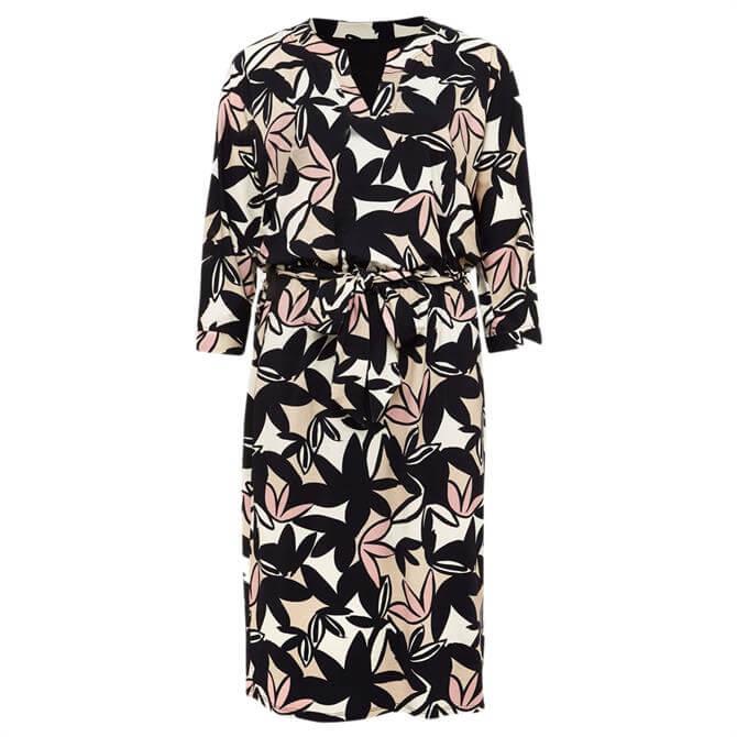 Phase Eight Gwin Leaf Print Dress