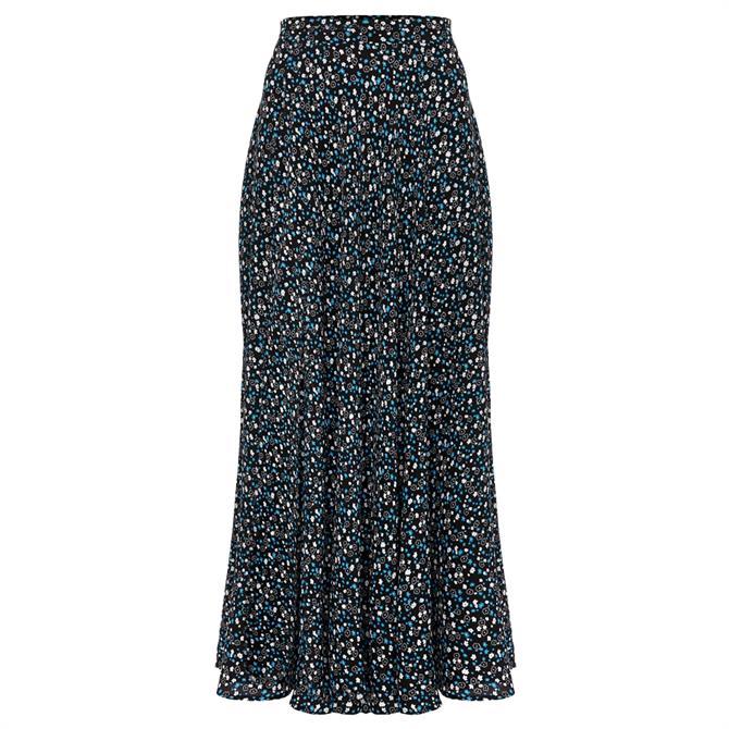 Phase Eight Hermonia Floral Maxi Skirt