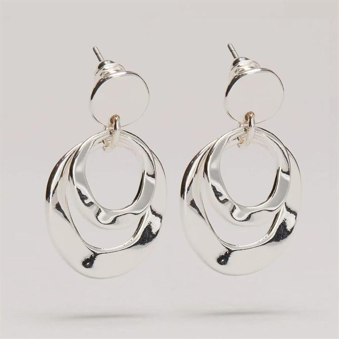 Phase Eight Hilda Link Stud Earrings