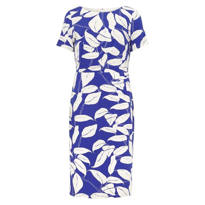 Phase Eight Camilla Leaf Print Dress