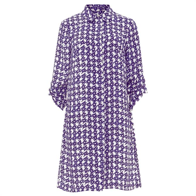 Phase Eight Ikat Shirt Dress