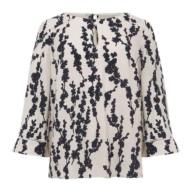 Phase Eight Jean Floral Blouse