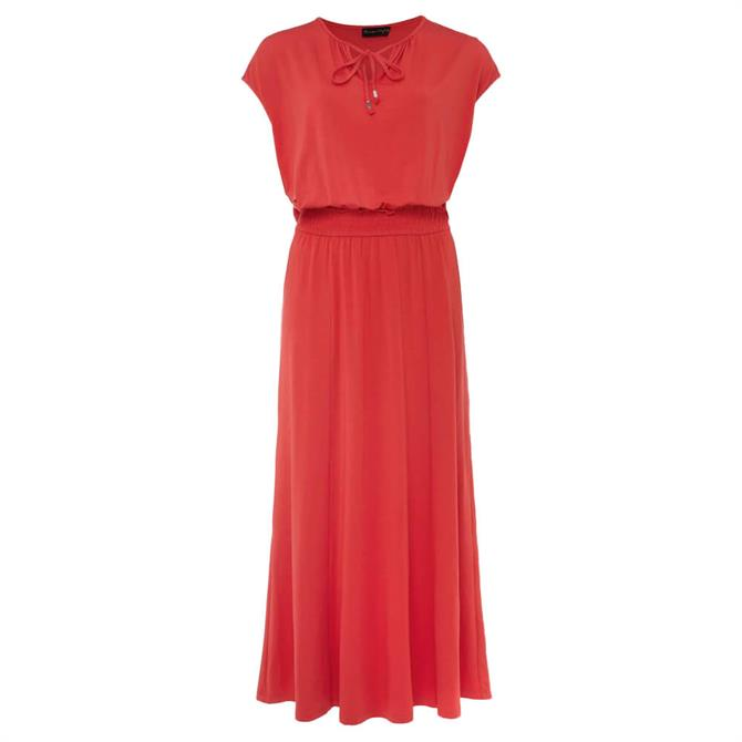 Phase Eight Kiera Keyhole Shirred Dress