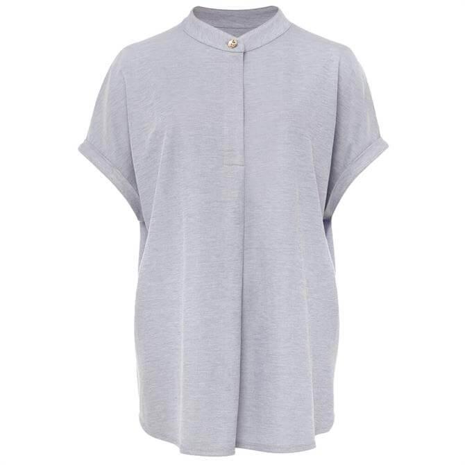 Phase Eight Kitty Jersey Short Sleeve Shirt